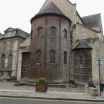 Bardeaux châtaignier église de Bernay (27)